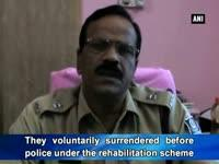 maoists-surrender-before-police-in-odisha-under-rehabilitation-scheme