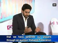 abhishek-bachchan-unveils-the-official-jersey-of-jaipur-pink-panthers