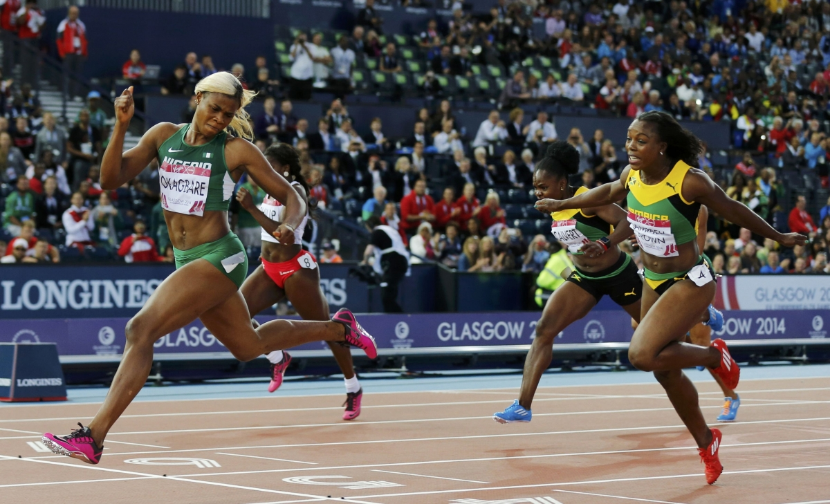 track and field online games