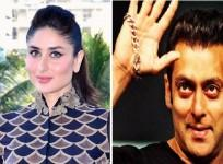 Kareena Kapoor and Salmaan Khaan