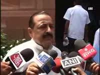 upsc-csat-issue-should-not-be-politicized-jitendra-singh