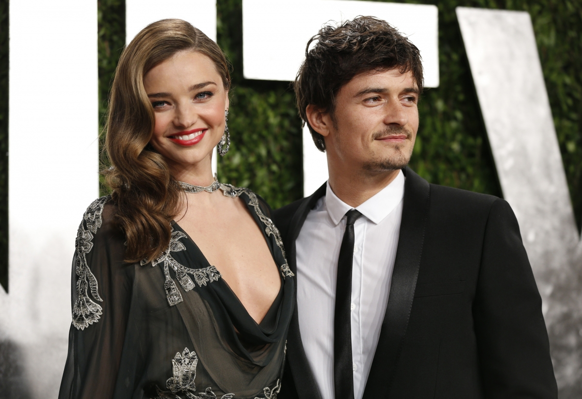 Orlando Bloom and Miranda Kerr Hooking up; are they Back ...