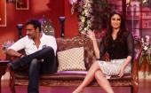 Kareena Kapoor Khan is not too pleased with Ajay Devgn