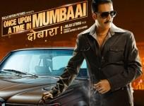 Once Upon ay Time in Mumbai Dobaara! Poster