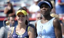 Radwanska and Williams
