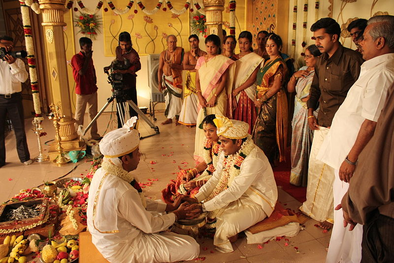 culture arranged marriages india