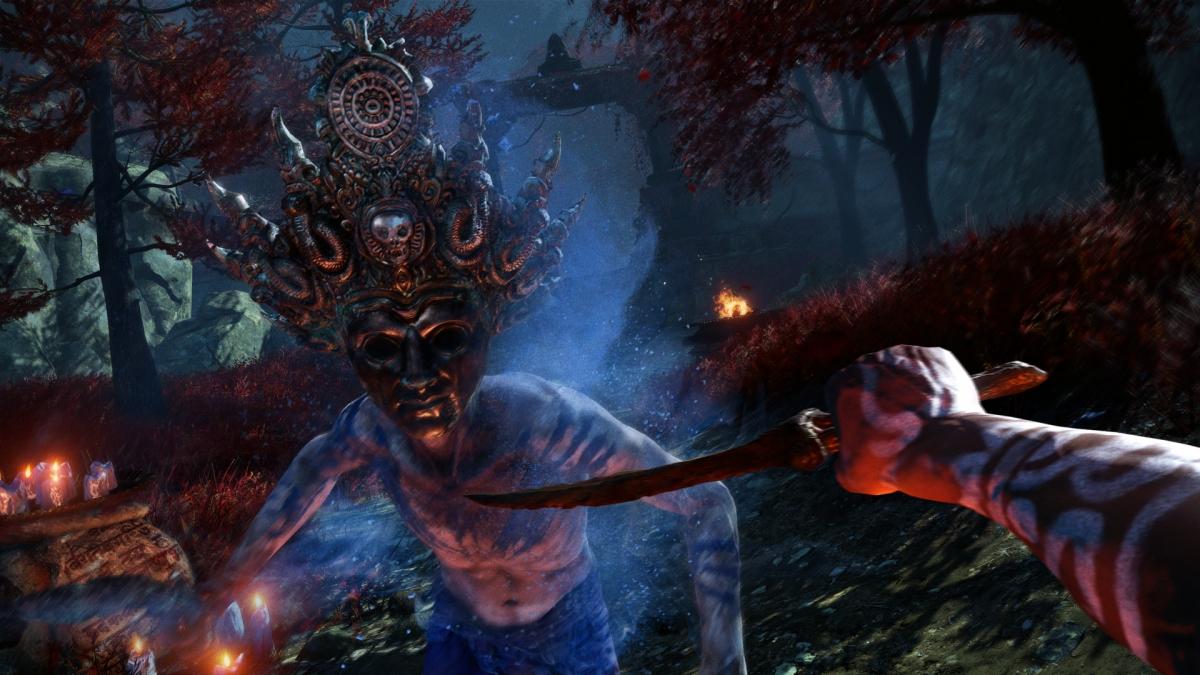 Far Cry 4: Yuma- Female Right-Hand For Pagan Min Unveiled