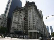 Hotel Plaza owned by Sahara Chief in New York