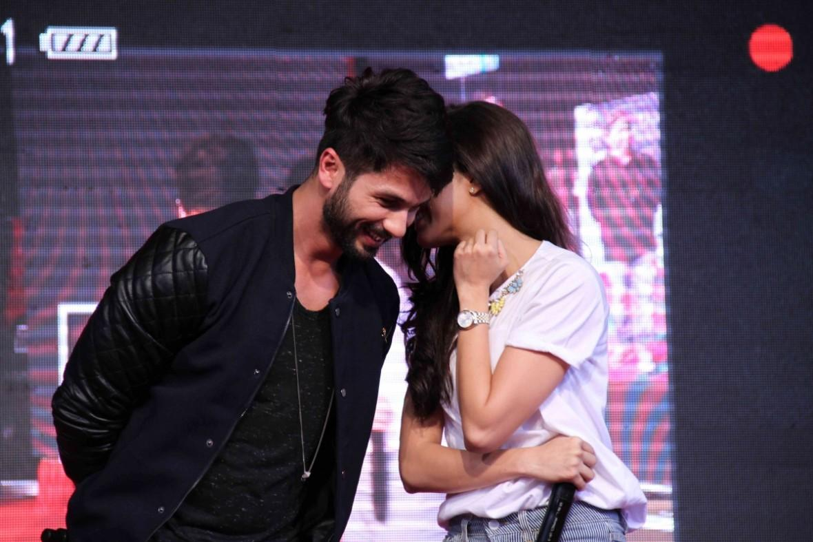 shahid kapoor and shraddha relationship