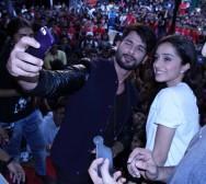 Shahid Kapoor, Shradhha Kapoor promote 'Haider'