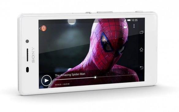 Sony Xperia M2 Aqua Unveiled