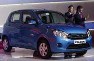 Maruti Suzuki Celerio Diesel Spied Uncamouflaged; Price, Mileage, Launch Details