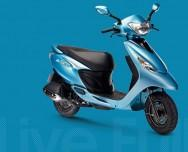 TVS Scooty Zest Launched in India; Price, Feature Details