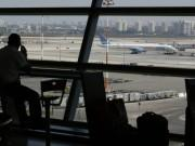 """Hamas threats loomed large with the militants saying the Ben Gurion airport was supposed to be the """"target of attack"""" on Thursday as a response to """"the Israeli aggression""""."""