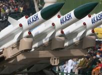 Akash Missile at Northern Border