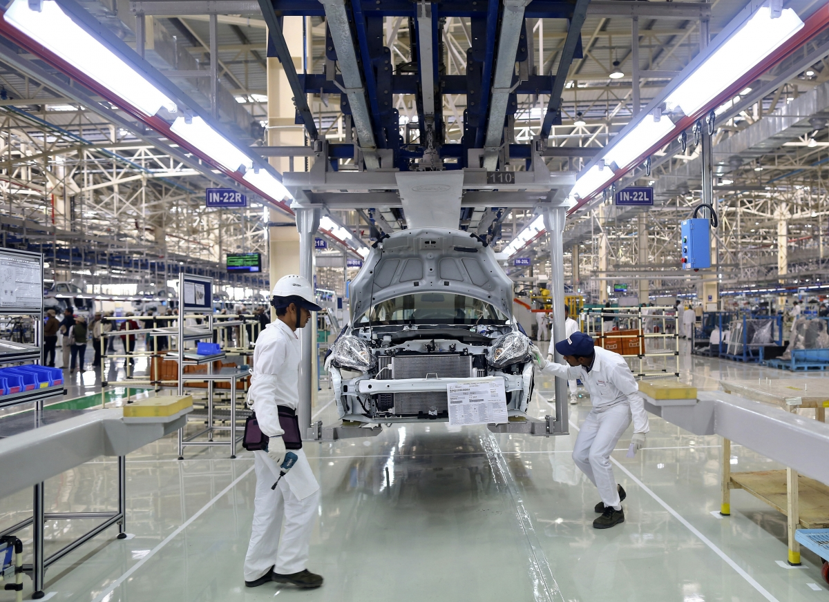 indian automobile industry 2 essay Automobile industry in india with a scintillating 23 million units produced in 2008 the indian automobile industry bagged the position of being the ninth largest in.
