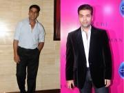 Akshay Kumar; Karan Johar
