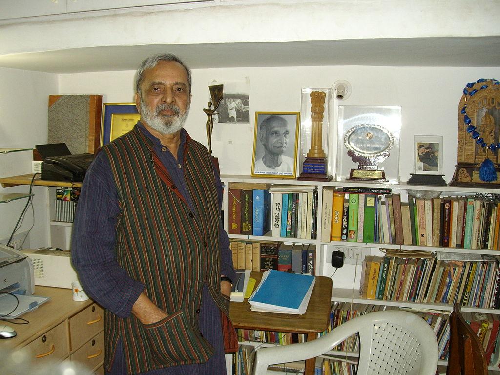 U R Ananthamurthy 'Hindutva' Activists '...