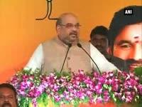 bjps-aim-of-congress-free-india-should-be-fulfilled-in-telangana-amit-shah