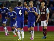 Schurrle Fabregas Chelsea Burnley