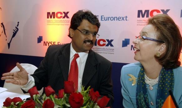 Jignesh Shah MCX