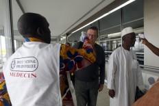 Ivory Ebola