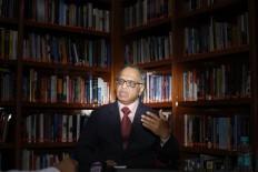 N.R. Narayana Murthy, Chairman Emeritus of Infosys