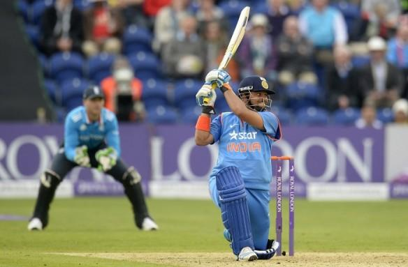 Suresh Raina India Jos Buttler England
