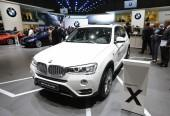 BMW Launches New X3 in India at 44.90 Lakh