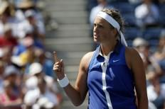 Victoria Azarenka US Open 2014