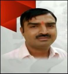 The 38-year old Chandra Mohan Sharma faked his own death.