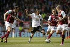Angel Di Maria Manchester United Burnley