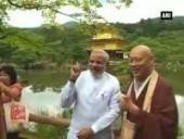 pm-modi-visits-kinkaku-ji-temple-interacts-with-public