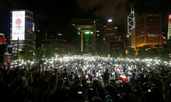Hong Kong is bracing for a wave of disruptive protests following China's decision to rule out full democracy for the city.