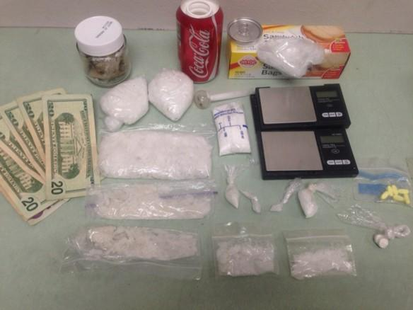 Three people on Drugs hallucinates to be Attacked