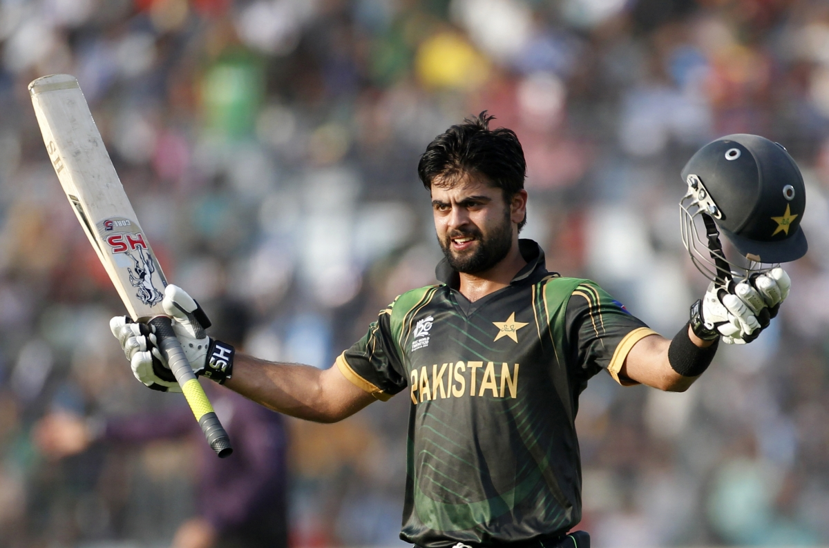 ahmed shahzad also availabale for new captain