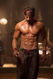 Shah Rukh Khan flaunts eight-pack abs for 'Happy New Year'