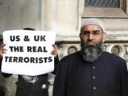 British hate cleric Anjem Choudary has described the Islamic State as the sort of society he would love to stay with his family.