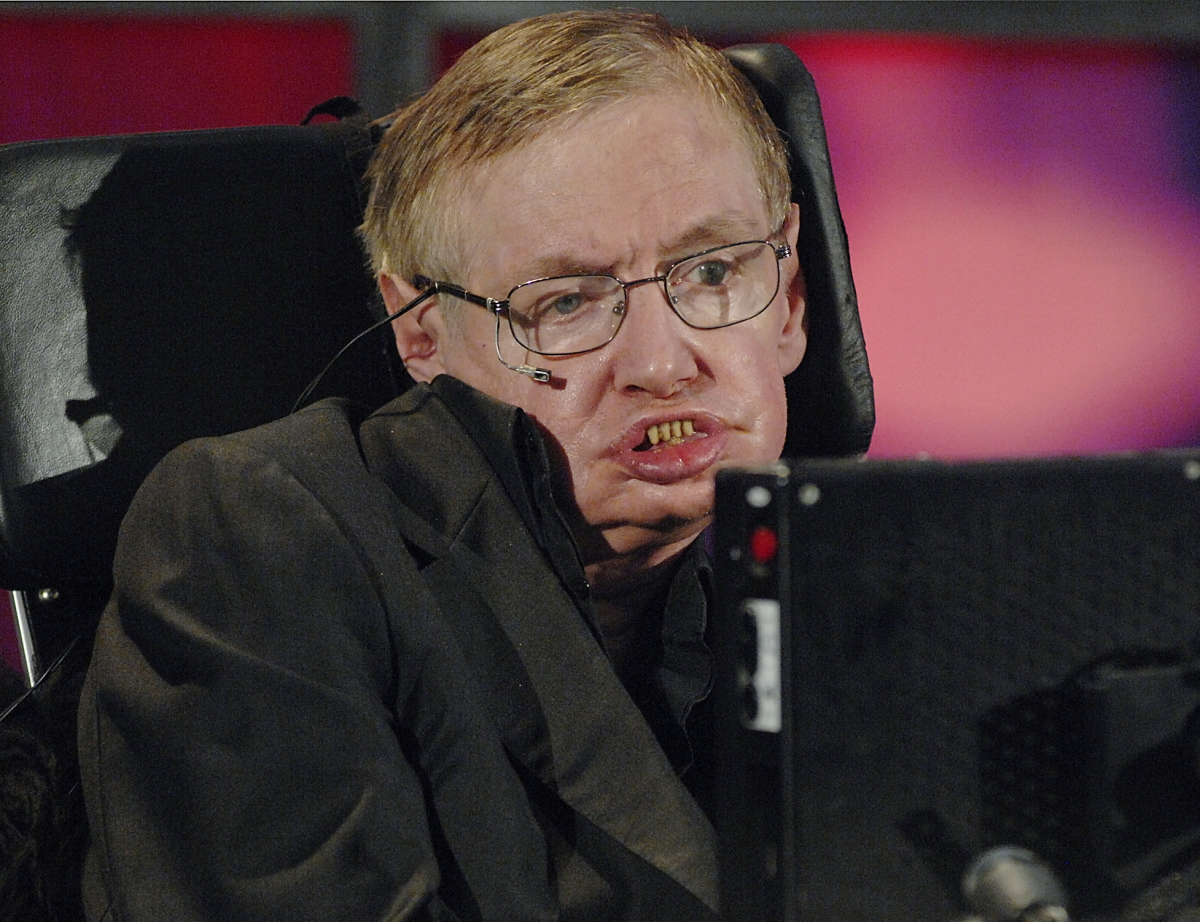 Stephen Hawking Says Artificial Intelligence Could Spell ... Stephen Hawking