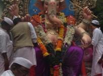Ganpati Visarjan 2014