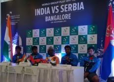 Team India presser