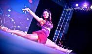 Sonam Kunmun Das Salsa dancing