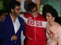 Amitabh Bachchan at 'Finding Fanny' special screening