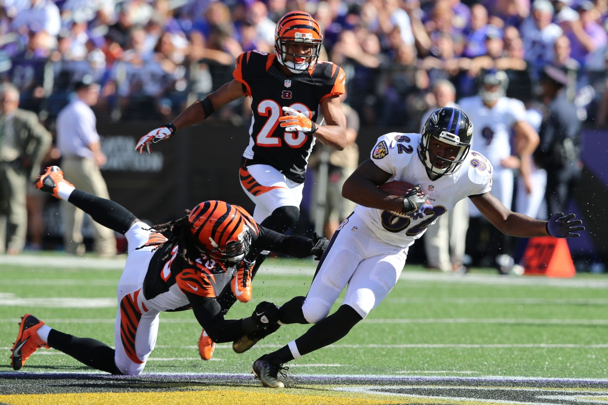 Watch NFL Online: Pittsburgh Steelers vs Baltimore Ravens ...