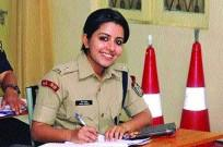IPS Trainee Officer Merin Joseph