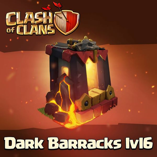 Clash of clans update new unit the lava hound revealed other