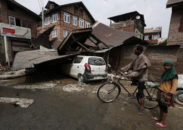 Flood Jammu-Kashmir Car -motor Insurance