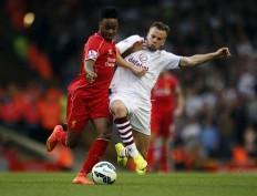 Liverpool 0-1 Aston Villa