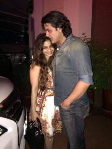 Tanishaa Mukerji and Armaan Kohli