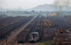 Iron ore mines in India